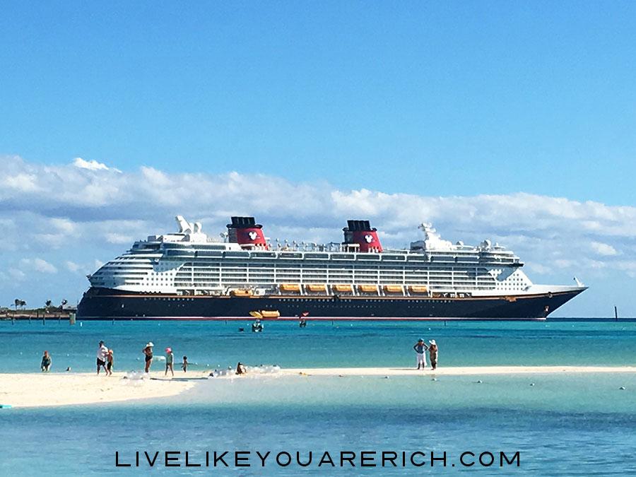 Save Money Booking a Disney Cruise