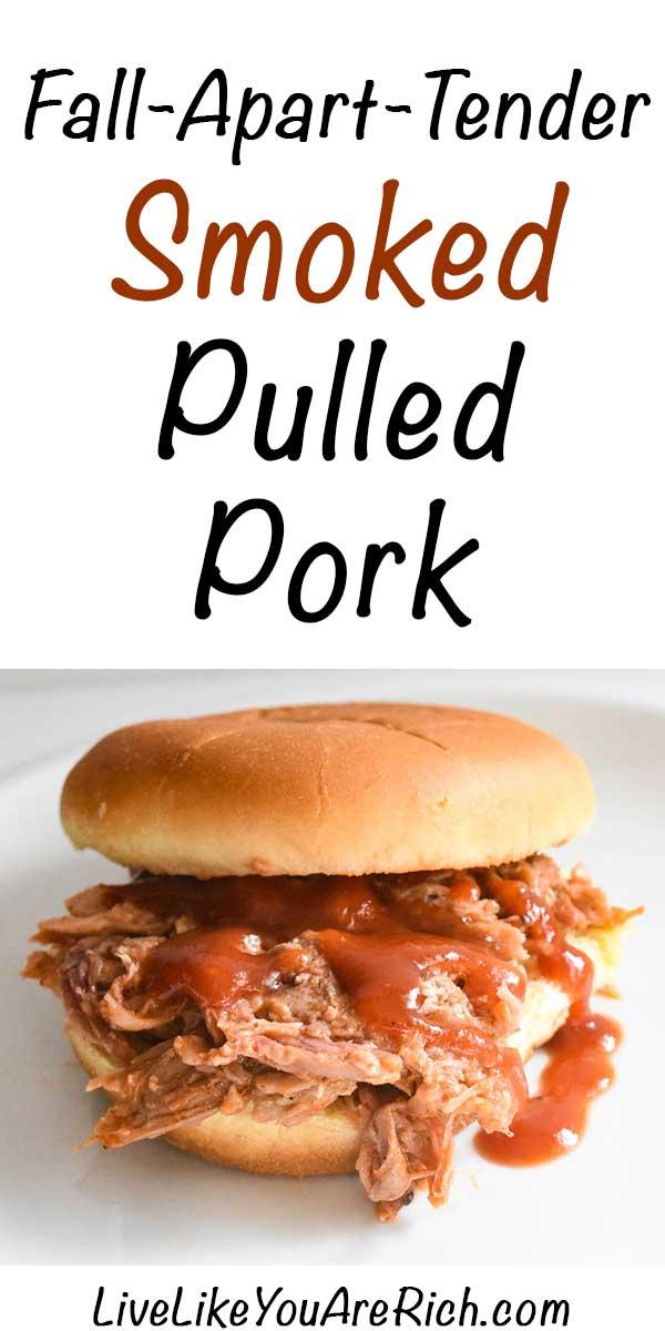 Fall-Apart-Tender Pulled Pork